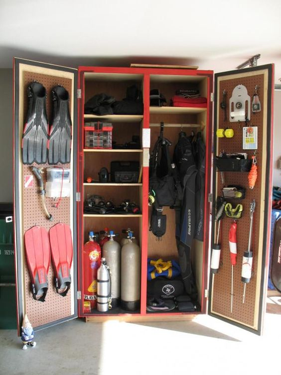 How Not To Store Your Dive Gear Underseas Scuba Center Blog