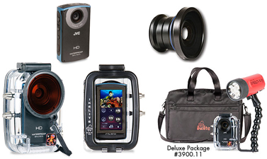 JVC Picsio Ikelite Package