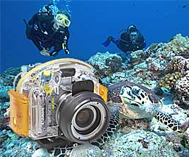 Underwater Photographer PADI Course